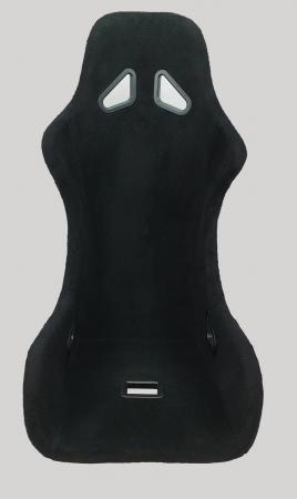 Beltenick® Rennsitz RST 600 GFK   Größe L/ XL, schwarz, Carpet