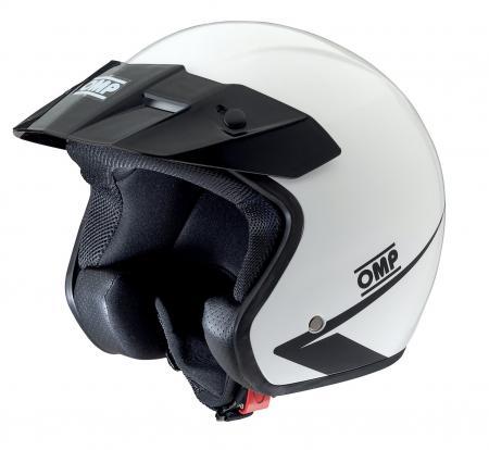 OMP Jethelm Star neues Modell weiß  XL (60)