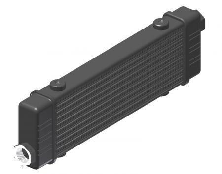 Ölkühler Setrab Slim-Line  SLM-Breite: Netzbreite 250mm, SLM-Reihen: 10-Reihen