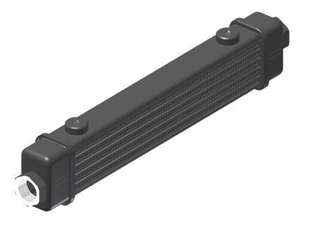 Ölkühler Setrab Slim-Line  SLM-Breite: Netzbreite 250mm, SLM-Reihen: 6-Reihen