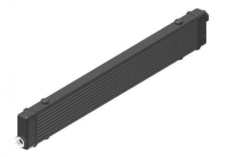 Ölkühler Setrab Slim-Line  SLM-Breite: Netzbreite 592mm, SLM-Reihen: 10-Reihen