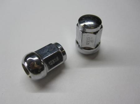 Spezial Radmutter M12x1,5 geschlossen  kugelbund R12