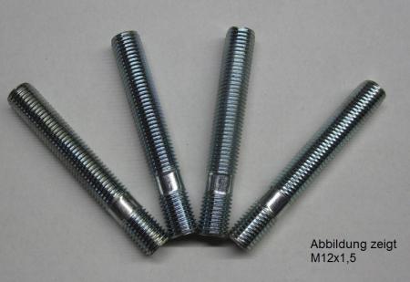 Spezial Radbolzen M14x1,5 80 lang