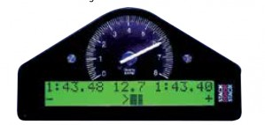 Stack Display ST 8100 0-4-10000 U/min