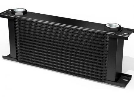 Ölkühler Setrab Pro Line STD Serie 9  Gesamttiefe 50mm - Gesamtbreite: 405mm (Netzmaß: 310mm)