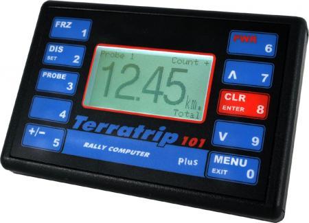 Terratrip 101 Plus v4  Elektronischer Wegstreckenzähler