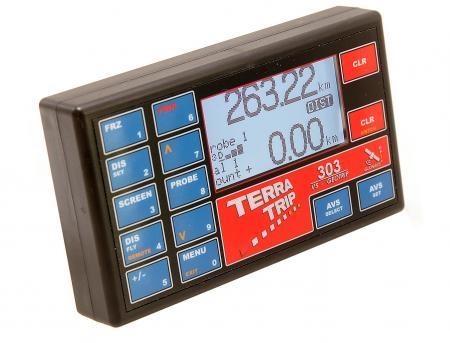 Terratrip 303 GeoTrip mit GPS v5  Elektronischer Wegstreckenzähler