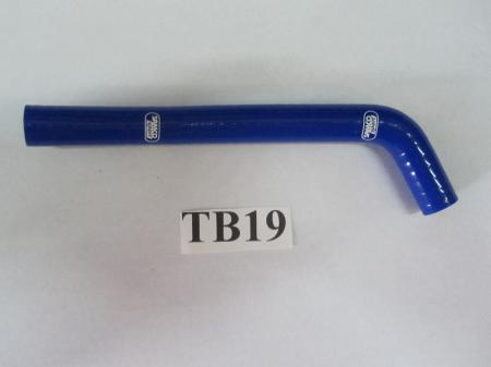 Ford Escort Cosworth Schlauch Samco blau  aus TCS01/C-A