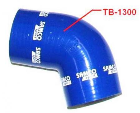 Samco Seat Ibiza Cupra 1.8T   Einzelschlauch aus TCS 244 blau