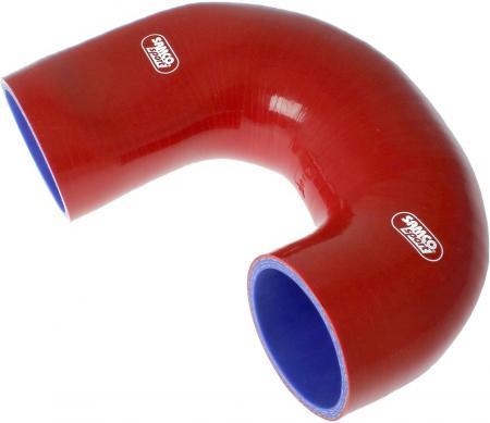 Samco Golf Mk5 GTTDi   Schlauch mit Lufteinlass rot