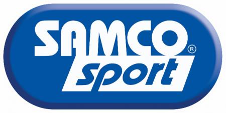 Samco Ford RS500 Cosworth airbox/turbo 87-88  1-teiliges Ladeluftsystem blau
