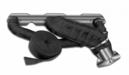 Cool It Ricochet Thermoband schwarz   Breite 25 mm  Länge 15m
