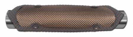 Cool It Thermo Tec Rogue Series Hitzeschild carbon fiber   9,5cm x 29,85cm