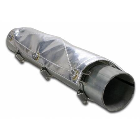 Cool It Rohr-Hitzeschutz   L 91,4cm x B 15,2 cm / bis 89mm Rohrdurchmesser