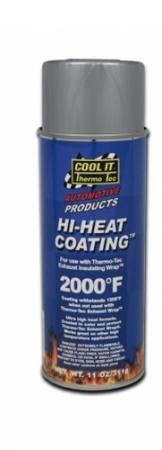 Cool It Beschichtung für Thermoband (Hi-Heat Coating)  Farbe: aluminium 311 gramm