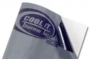 Cool It Aluminium-Dämm und Hitzeschutz-Matte 91,44cm x 10,21m (1 Stück) - Super Sonic Mat