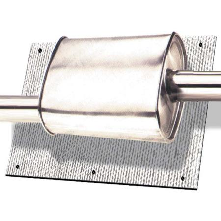 Cool It Dämpfer/Katalysator Hitzeschutz  1m x 60cm
