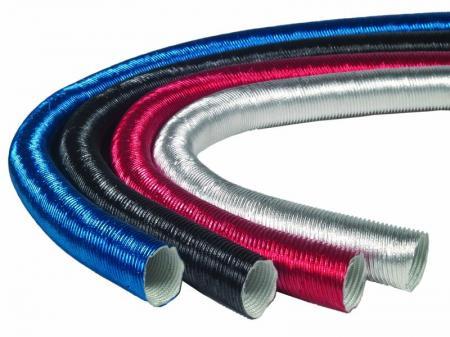 Cool It Thermo Tec Schlauch- und Kabelschutz schwarz  Durchm. 2,54cm x  0,9m Länge