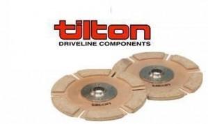Tilton 6-pad Kupplungs-Mitnehmehmerscheiben  184mm Verzahnung 7/8x20 (22x20Z)
