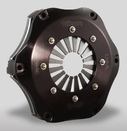 Tilton Kupplungsautomat  7,25 inch 184mm  2-Scheiben Sinterpad bis 911Nm