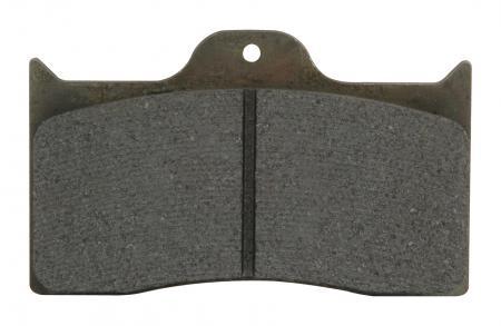 Wilwood Bremsklötze (4 Stück) Polymatrix Q Pad Set 7112 (Dynalite Midilite)