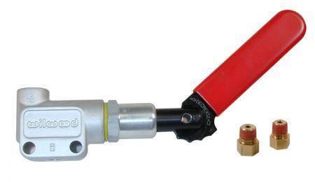 Wilwood Bremskraftregler Rastenverstellung Anschlüsse 3/8x24