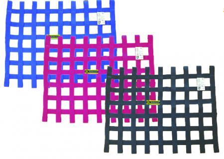 Beltenick® Fensternetz WN10  Farbe: rot