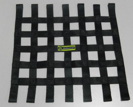 Beltenick® Fensternetz 40x40cm schwarz  Farbe: schwarz