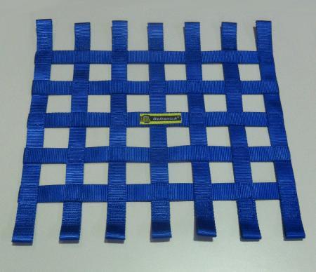 Beltenick® Fensternetz 40x40cm blau  Farbe: blau