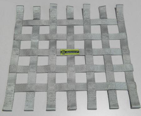 Beltenick® Fensternetz 40x40cm silber  Farbe: silber