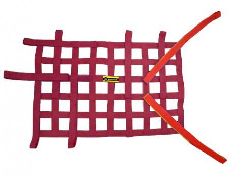 Beltenick® Fensternetz WN22 rot  Farbe: rot