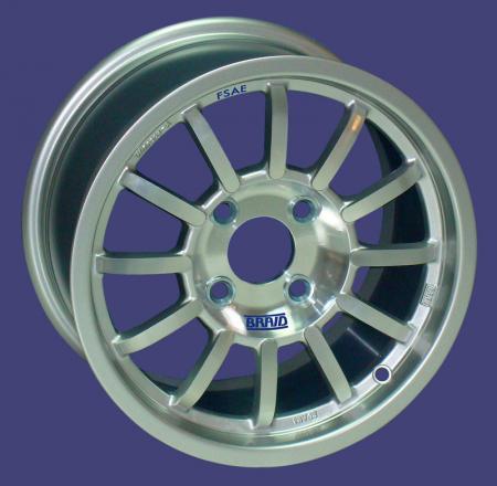Winrace A 7Jx13 FSAE  nach Kundenspezifikation
