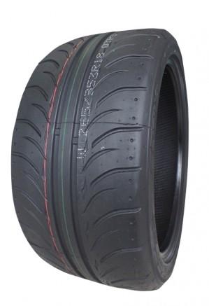 Zestino Semislick 23/65-18 soft 07RS  - 245/40R18 97W XL TW140
