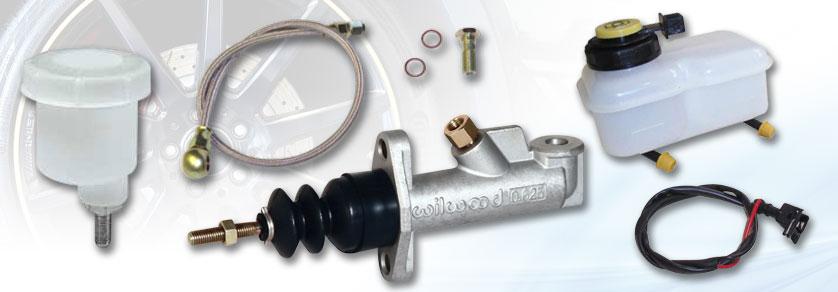 Bremszylinder und Behälter