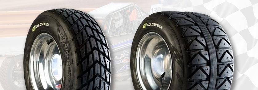 Goldspeed Cross Kart Reifen