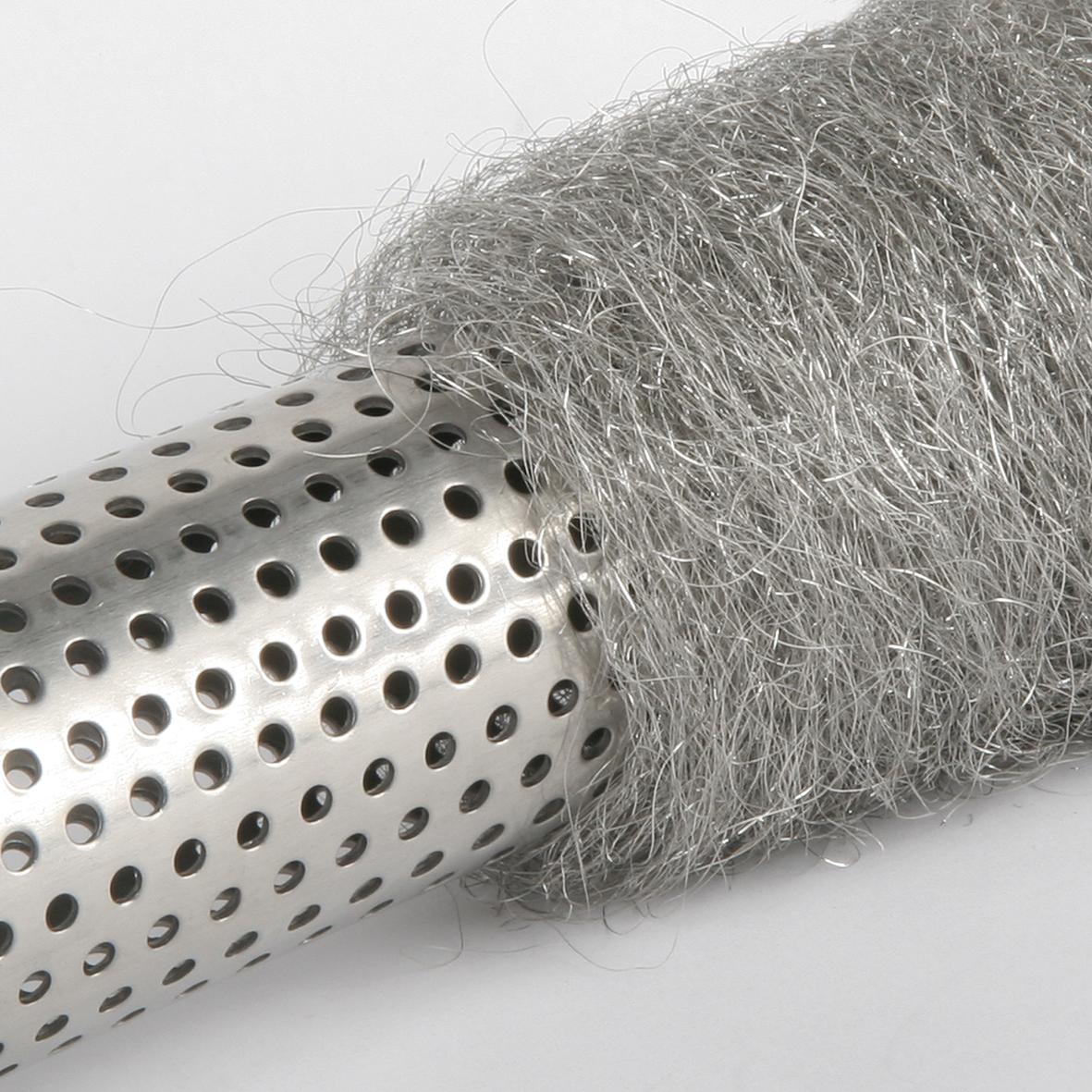 50 cm Powersprint Edelstahl Auspuffrohr Durchm 40 mm 500mm lang NEU