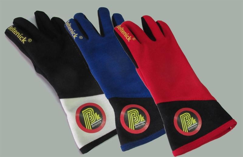 M 2 Paar Motorsport Fahrerhandschuhe Kalbsleder Gr 8 Rigger Gloves Bühnenbau