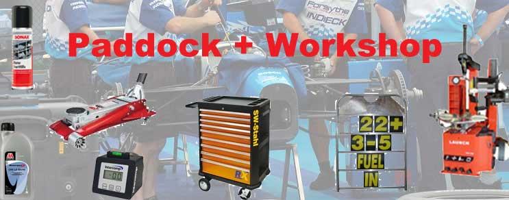 Werkstatt Box Service